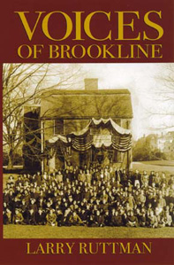 Voice of Brookline book jacket